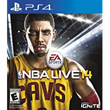 PS4: NBA LIVE 14 (NM) (GAME)